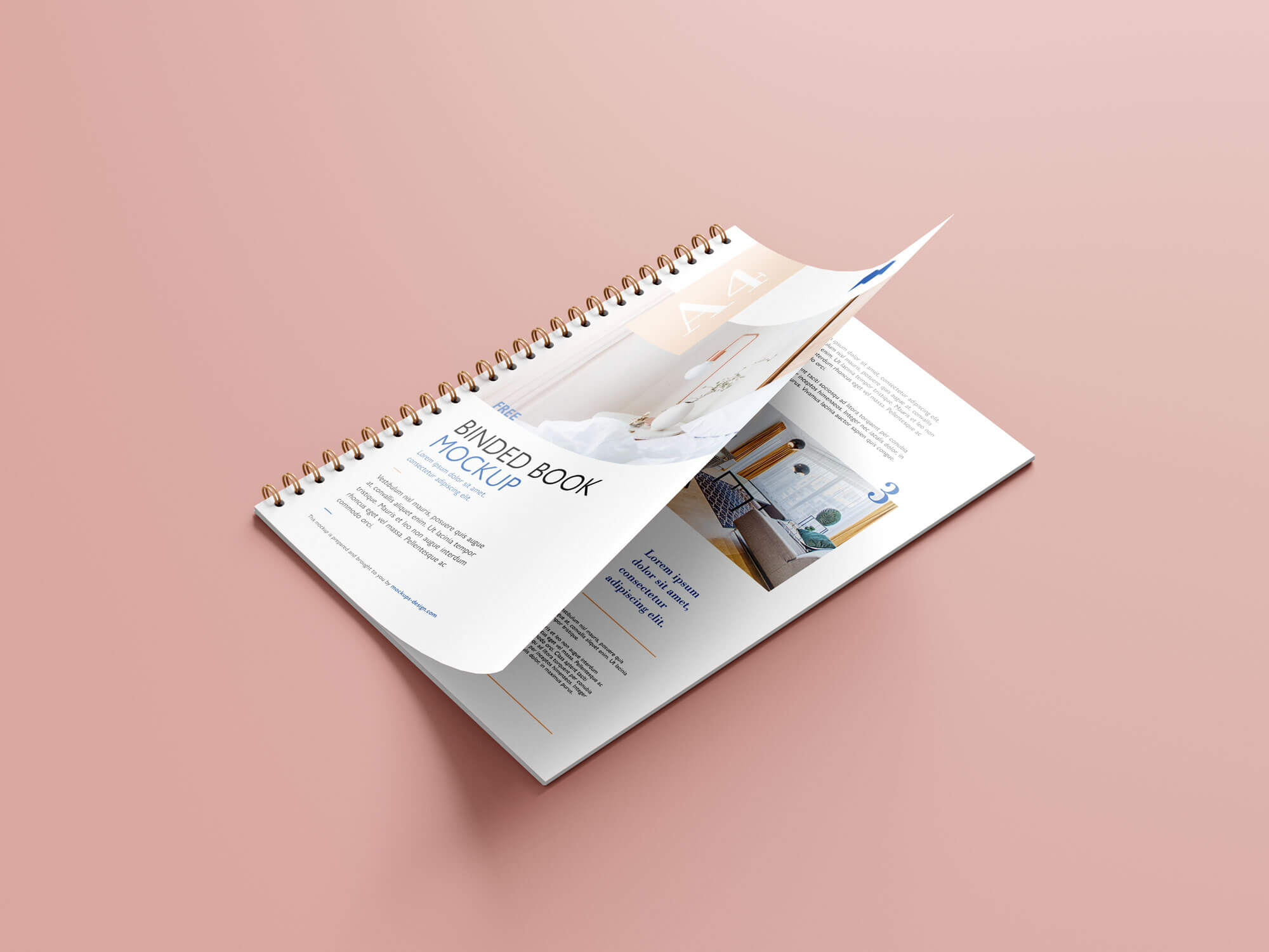 Free-Ring-Binder-Spiral-Bound-Notebook-Book-Mockup-PSD