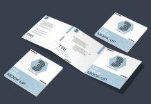 Free-Square-Tri-Fold-Brochure-Mockup-PSD