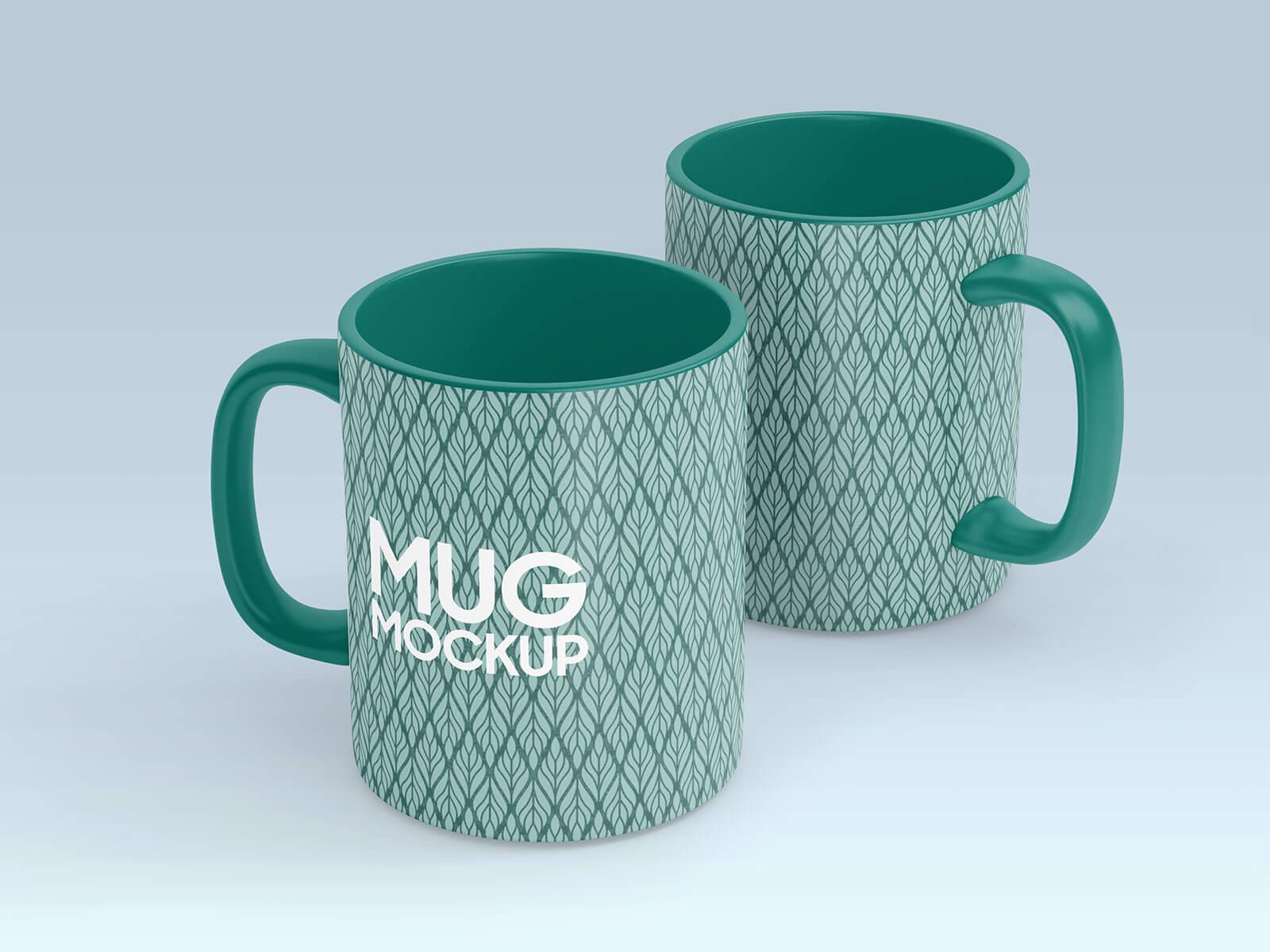 Free High Quality Mug Mockup PSD (2)