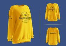 Free-Long-Sleeves-Women's-Sweatshirt-Mockup-PSD-Set-(4)