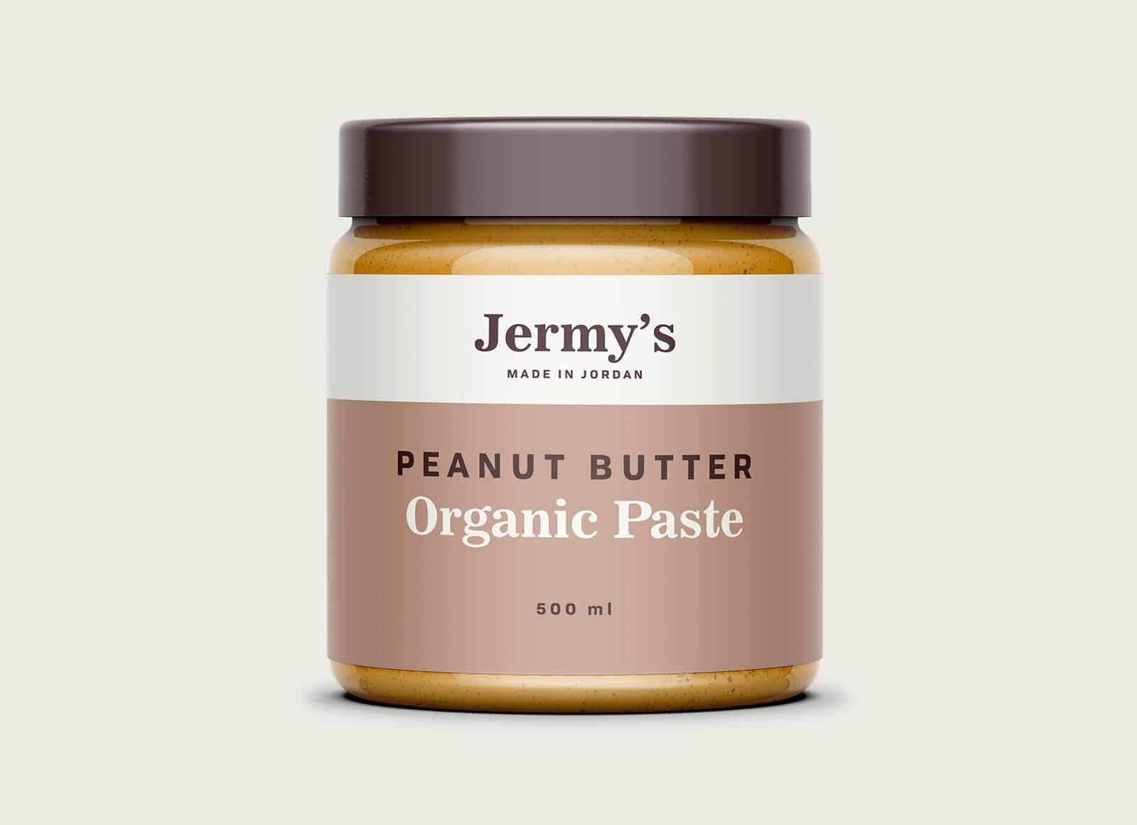 Free-500ml-Peanut-Butter-Glass-Jar-Mockup-PSD