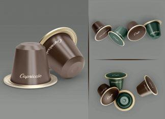 Free Coffee Capsule Mockup PSD Set (4)