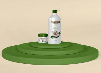 Free-Spa-Cosmetics-Conditioner-&-Cream-Jar-Mockup-PSD-File