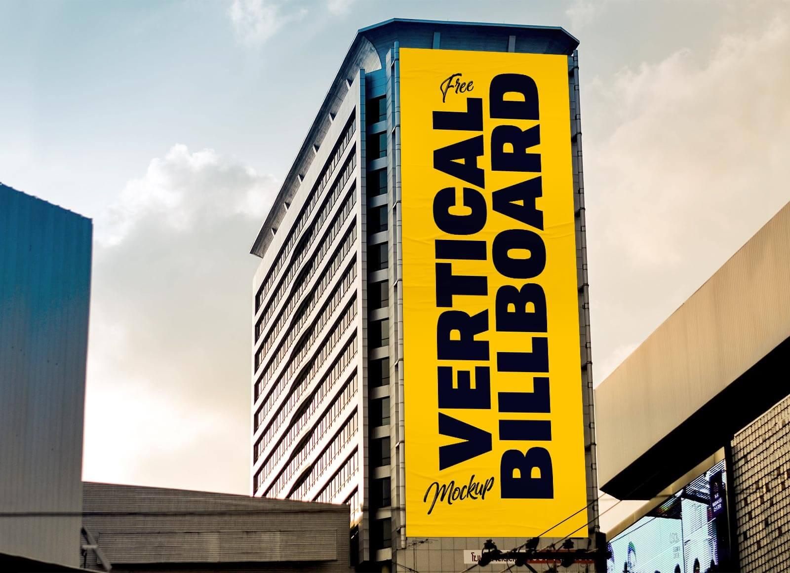 Free-Vertical-Building-Billboard-Mockup-PSD