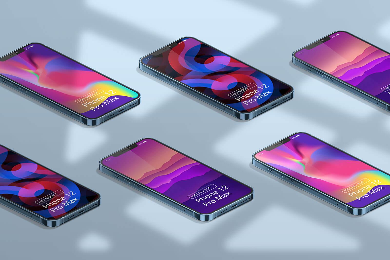Free-iPhone-12-Pro-Max-Mockup-PSD