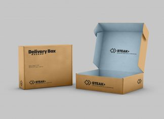 Free-Delivery-Shipping-Box-Mockup-PSD