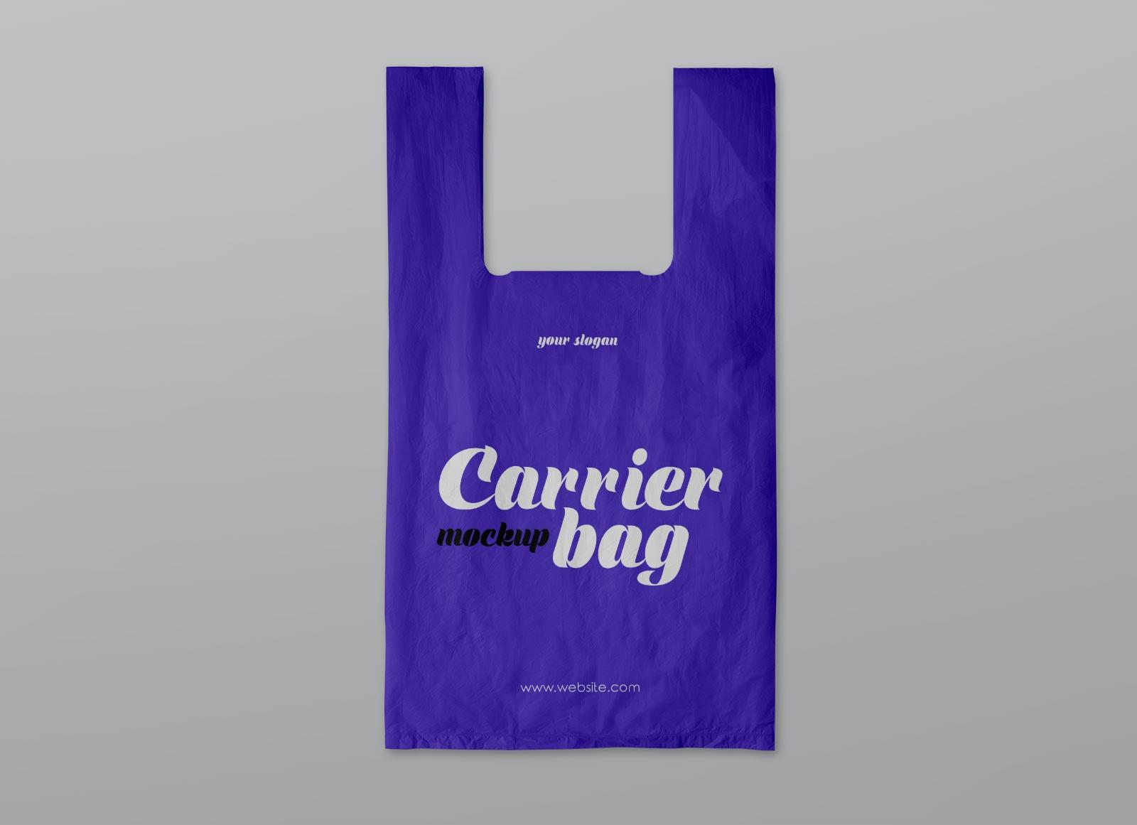 Free-Plastic-Shopping-Carrier-Bag-Mockup-PSD-Set