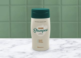 Free-Shampoo-Bottle-Mockup-PSD-File