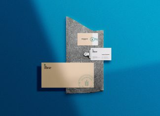 Free-Business-Card-&-Envelope-Mockup-PSD