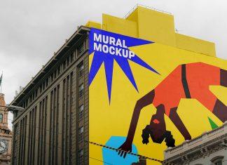 Free-Street-Graffiti-Art-Mural-Mockup-PSD
