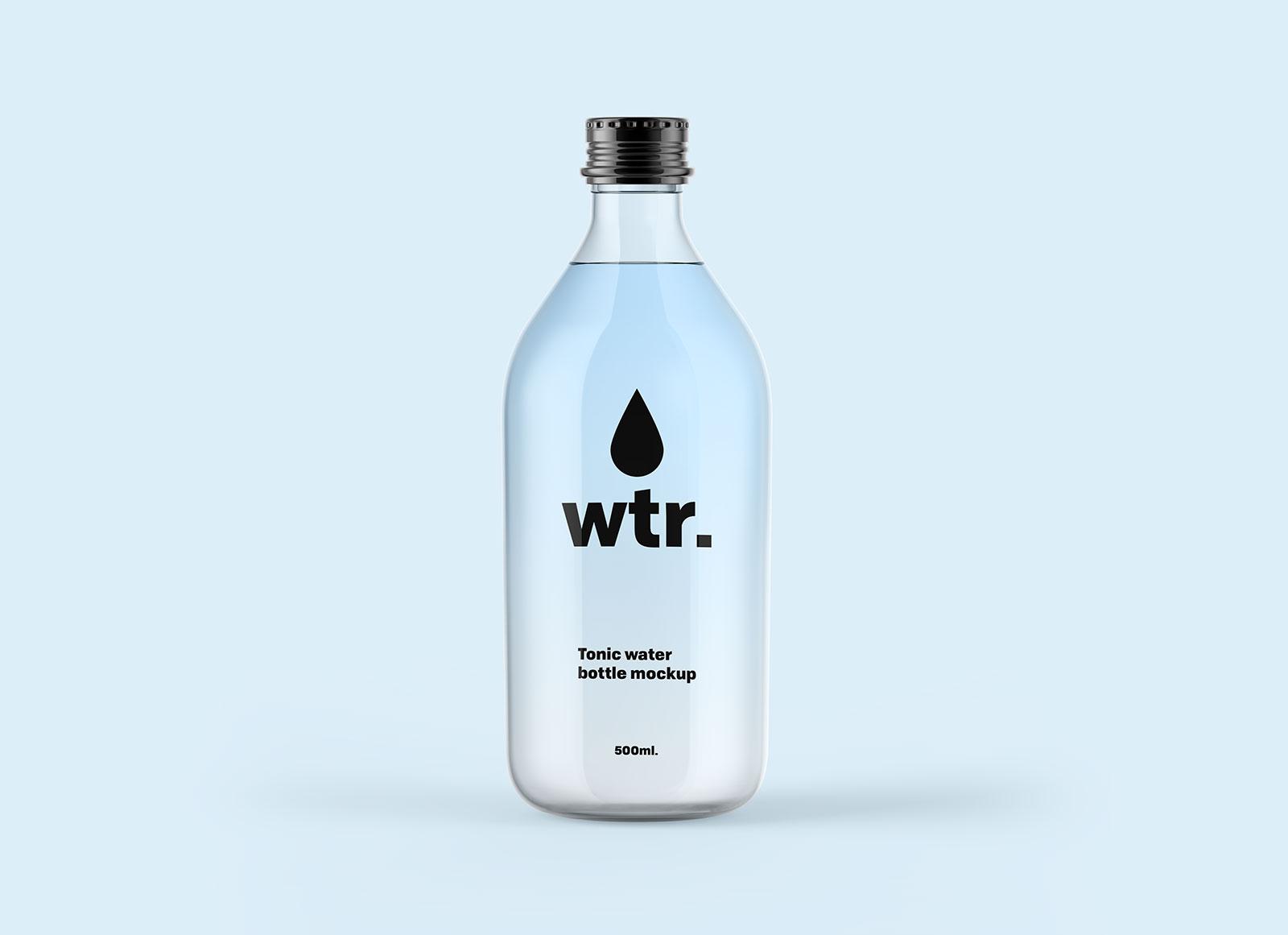 Free-Tonic-Glass-Water-Bottle-Mockup-PSD