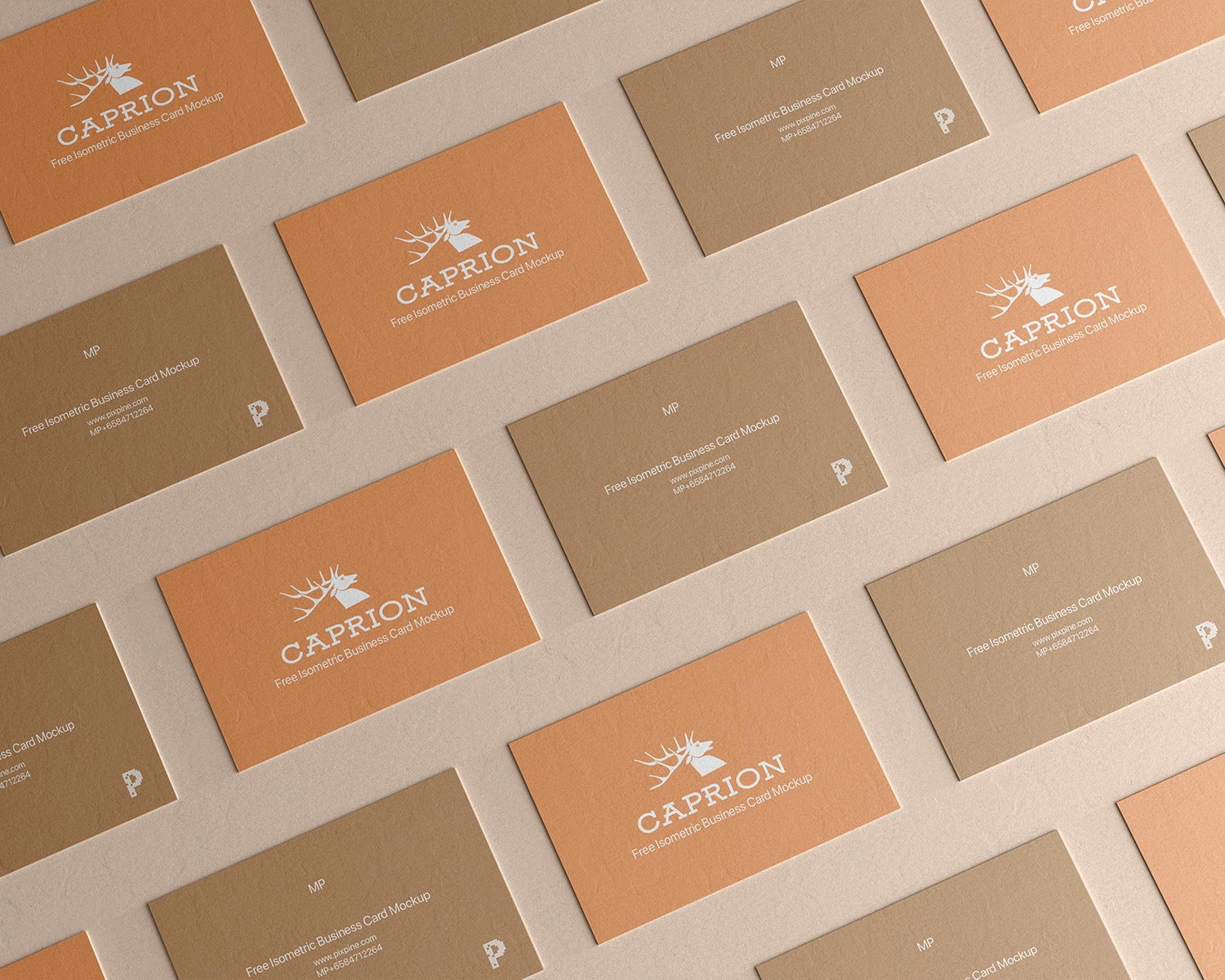 Free-Grid-Business-Card-Mockup-PSD
