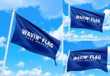 3 Waving Flag Mockup PSD Set (4)