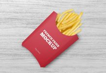 Free-Extra-Large-French-Fries-Mockup-PSD