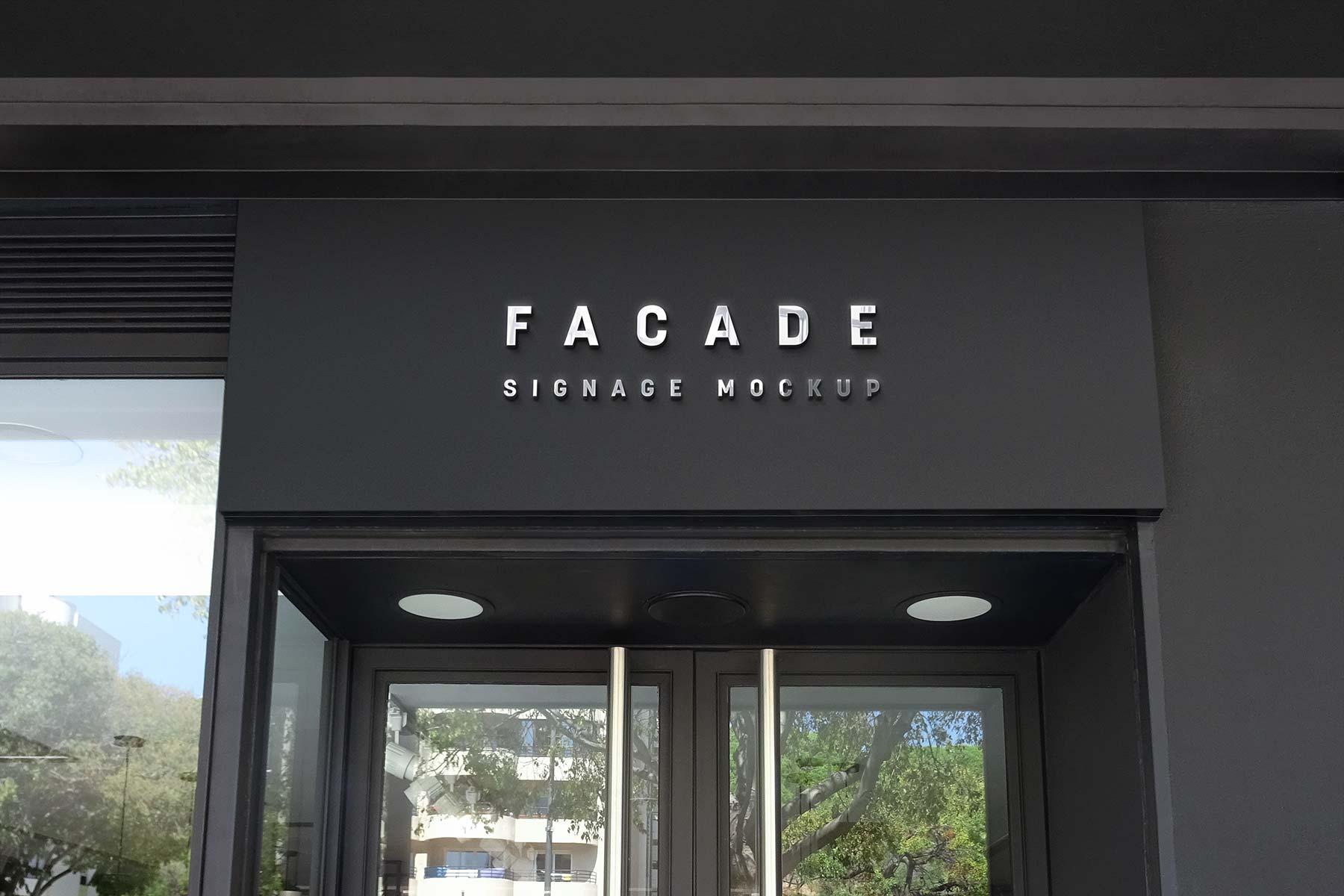Free-Facade-Shop-Signboard-Mockup-PSD