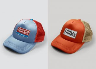 Free-Men-Women-Summer-Trucker-P-Cap-Mockup-PSD-4