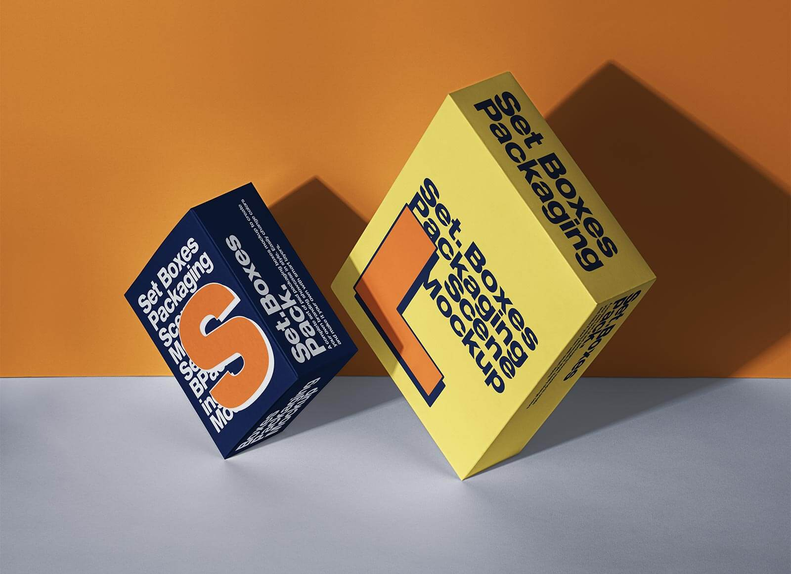Free-Set-of-Packaging-Boxes-Mockup-PSD