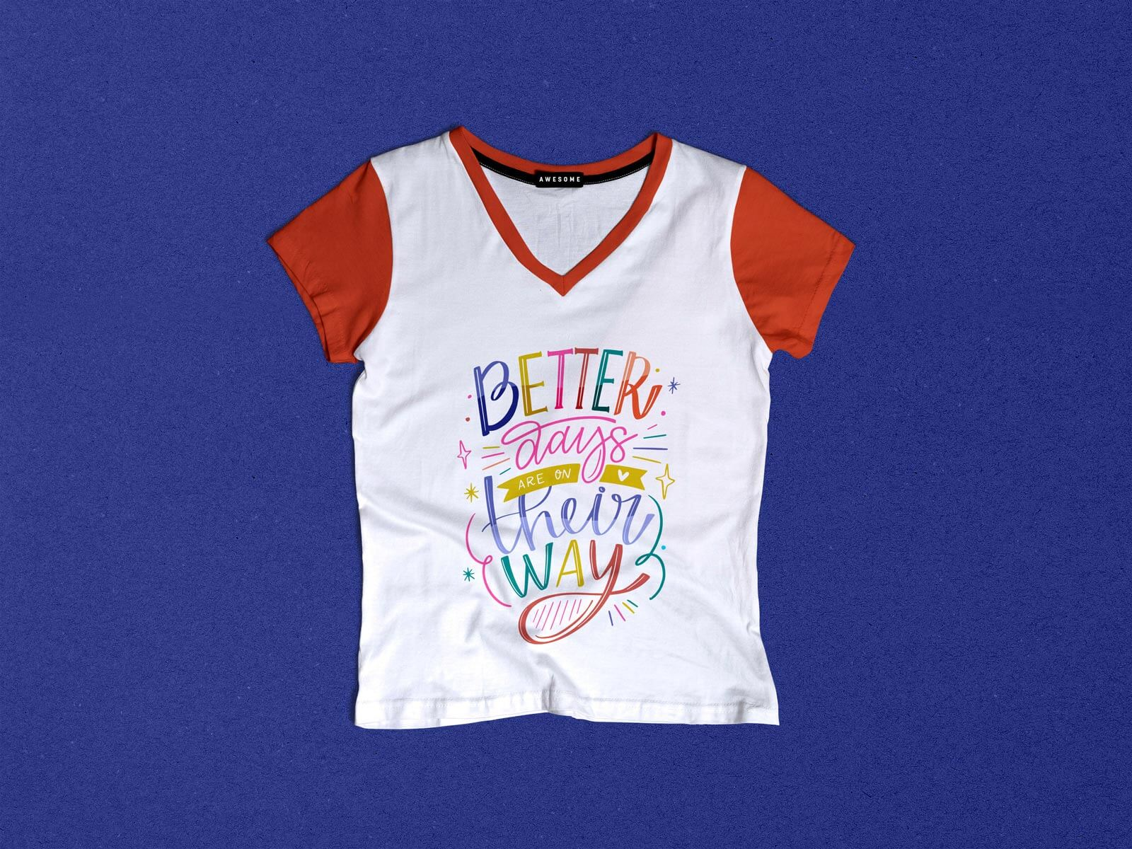 Free-V-Neck-T-Shirt-Mockup-PSD-4