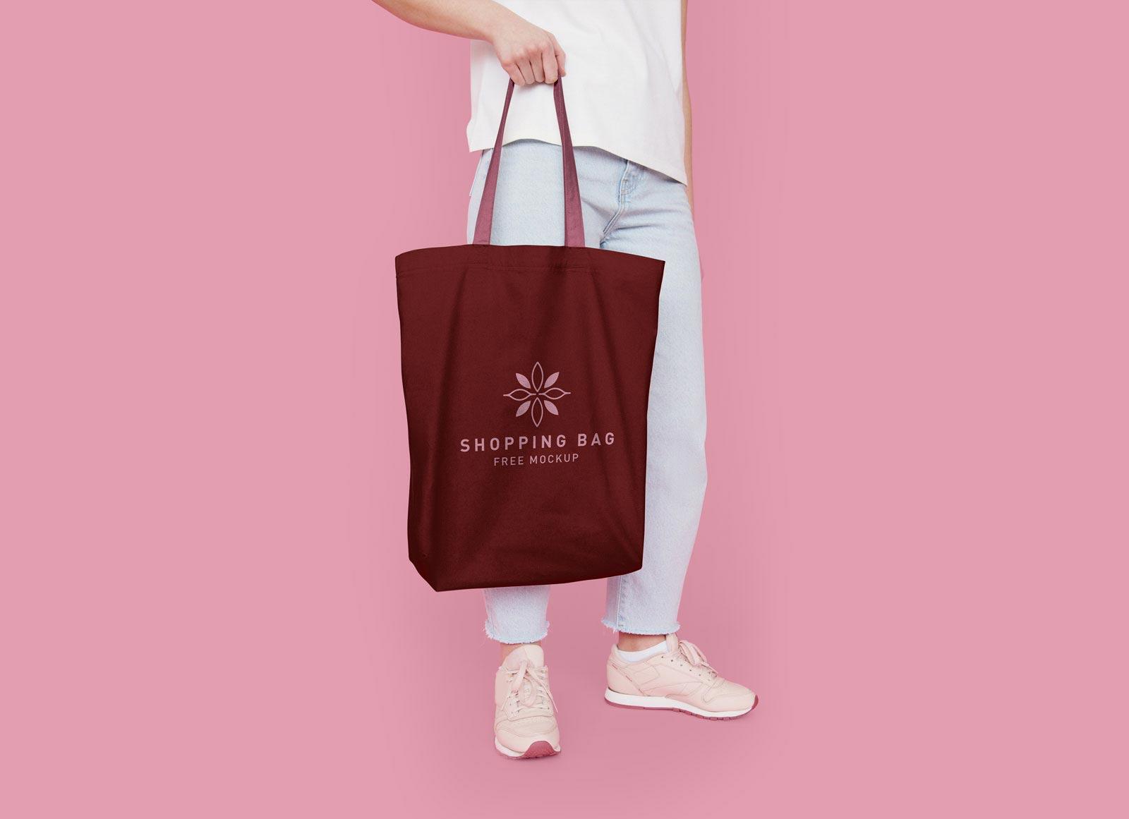 Free-Eco-Friendly-Cotton-Shopping-Bag-Mockup-PSD