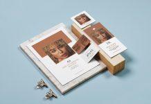 Free Corporate Identity Stationery Mockup PSD