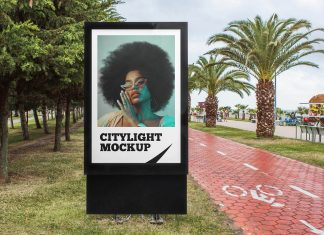Free-Citylight-Advertising-Poster-Mockup-PSD
