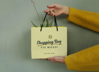 Free-Hand-Holding-Shopping-Bag-Mockup-PSD