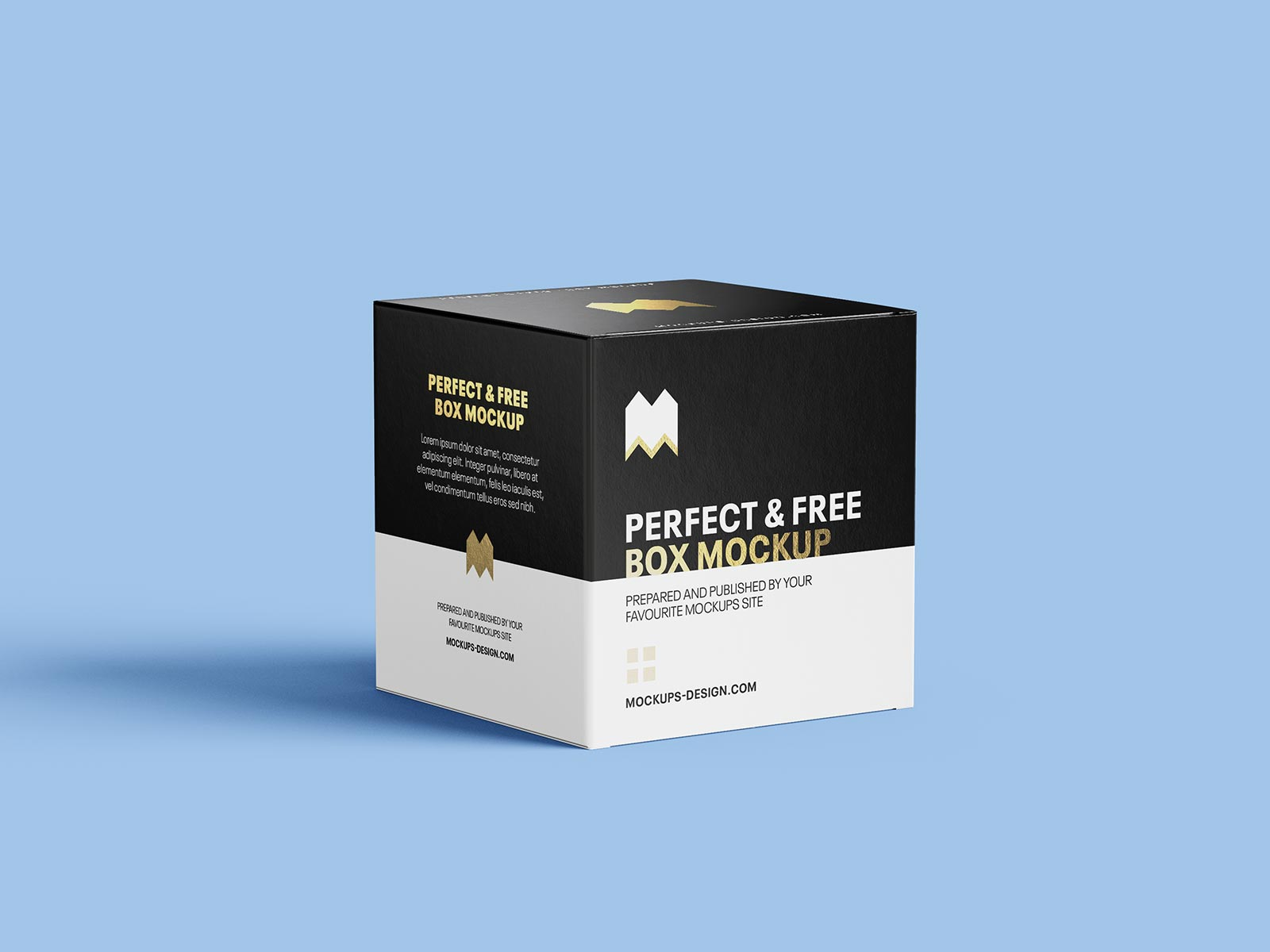 Free Square Box Packaging Mockup PSD Set (1)