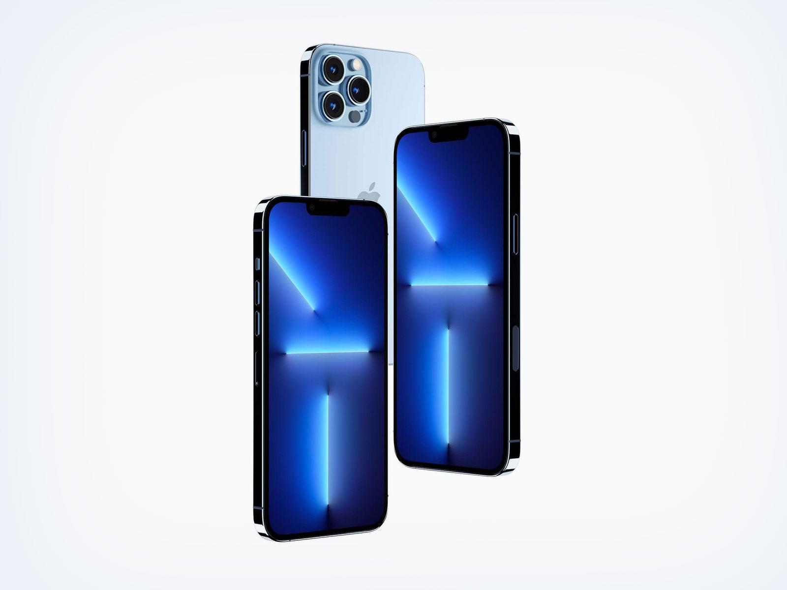 Free-iPhone-13-Pro-Max-Sigma,-Sketch-&-PSD-Mockup-Set-6