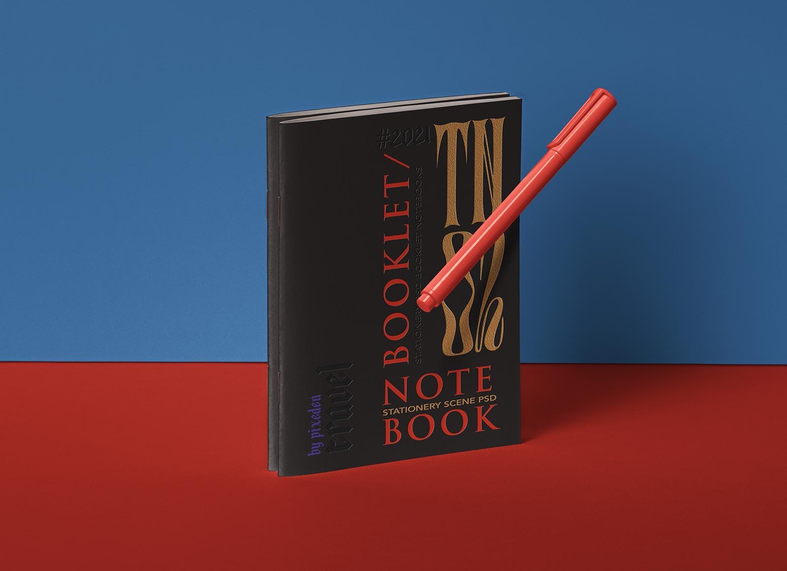 Travel-Booklet-Notebook-Stationery-Mockup