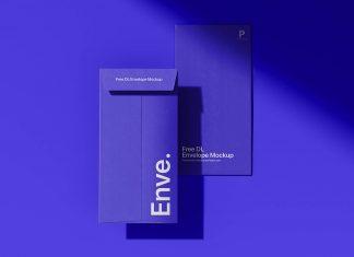 Free-DL-Envelope-Mockup-PSD