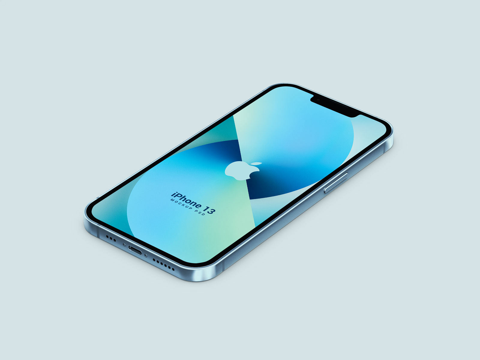 Free-Isometric-3D-iPhone-13-Mockup-PSD-File-2