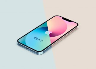 Free-Isometric-3D-iPhone-13-Mockup-PSD-File
