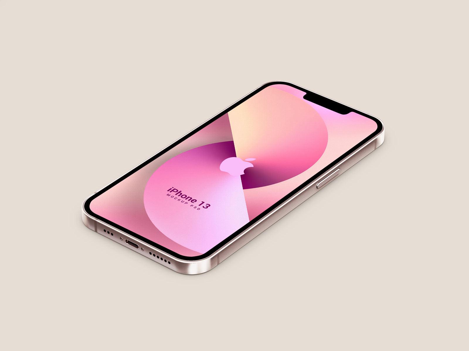Free-Isometric-3D-iPhone-13-Mockup-PSD