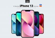Free-iPhone-13,-iPhone-13-Pro-&-iPhone-13-Pro-Max-Mockup-PSD-02